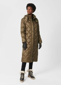 Hayley Dress Navy