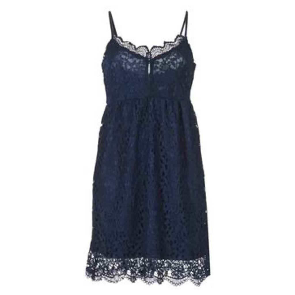 Betty London  IRINA  women's Dress in Blue