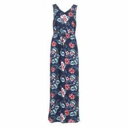 Vero Moda  VMSIMPLY  women's Long Dress in Blue