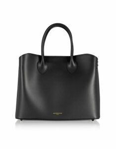 Le Parmentier Designer Handbags, Jackie Leather Tote Bag
