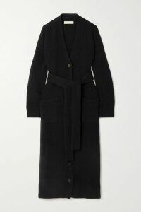 Gucci - Striped Denim Midi Skirt - Red