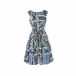 Full Printed Dress