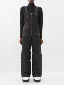 The Row - Scoop Neck T Shirt - Womens - Black
