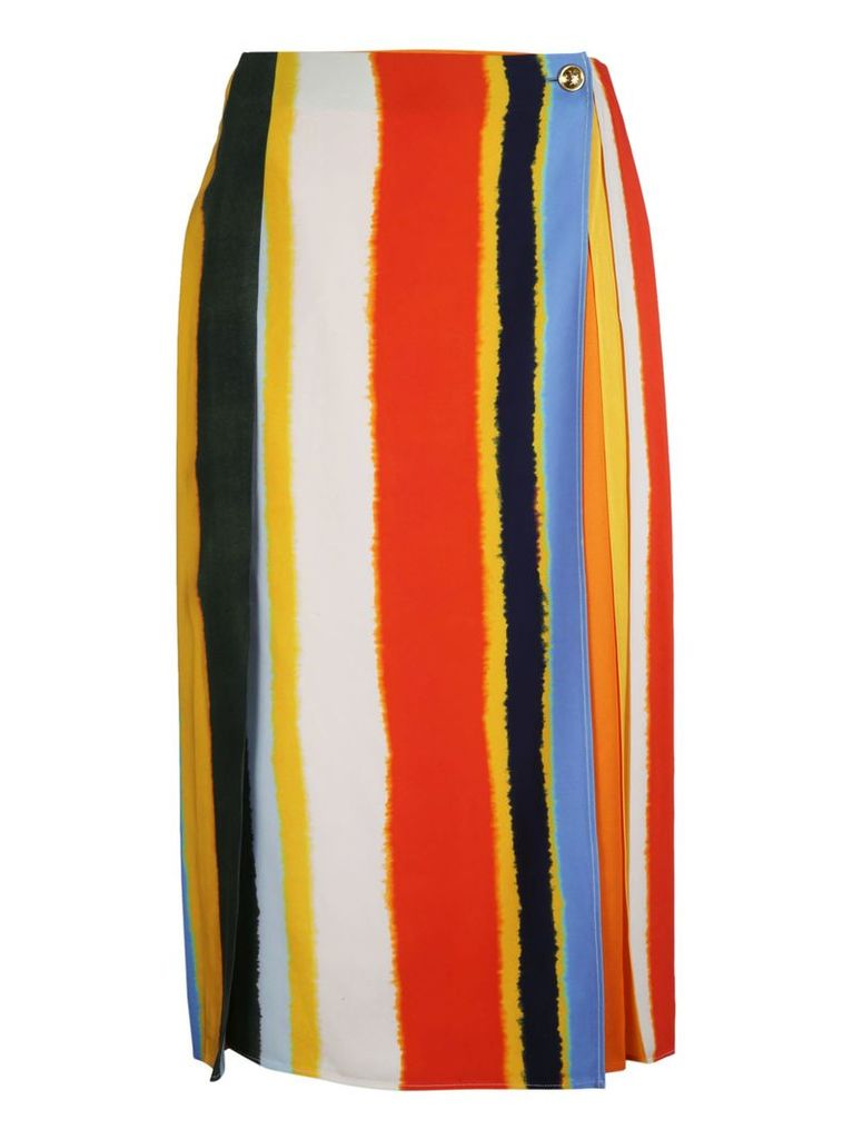 Tory Burch Pattered Skirt