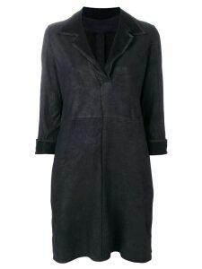 Vanderwilt three-quarter sleeves dress - Black