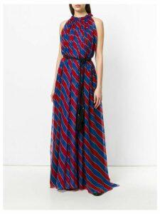 Philosophy Di Lorenzo Serafini oversized festival maxi dress - Blue