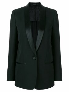 Maison Margiela classic fitted blazer - Black