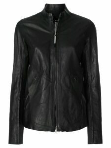 Isaac Sellam Experience front zip jacket - Black
