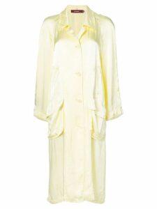 Sies Marjan Ally oversized jacket - Yellow