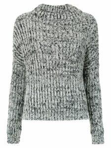 Uma Raquel Davidowicz Vitória knit sweater - Grey