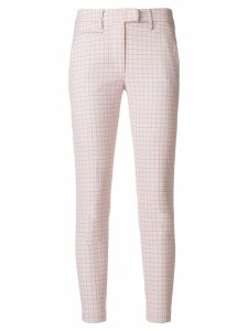 Dondup skinny cropped trousers - Pink
