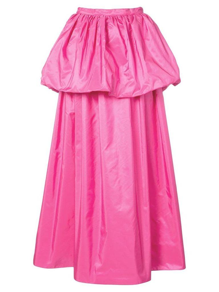 Stella McCartney satin skirt - Pink