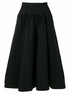 Calvin Klein 205W39nyc high waisted full skirt - Black