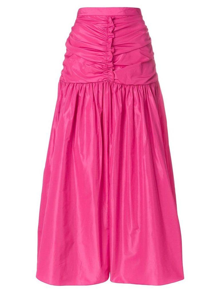 Stella McCartney draped waist skirt - Pink