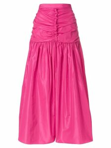 Stella McCartney draped waist skirt - PINK