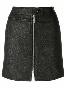 Givenchy front zip pencil skirt - Black