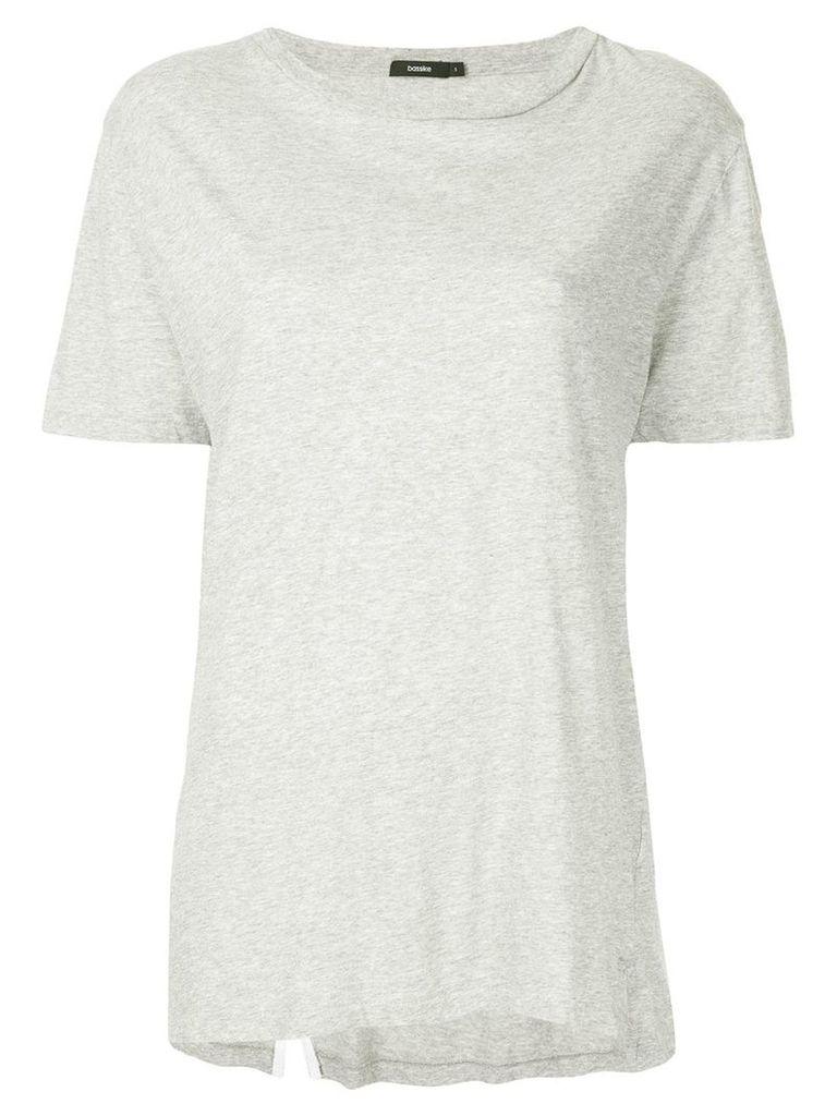 Bassike classic vintage T-shirt - Grey