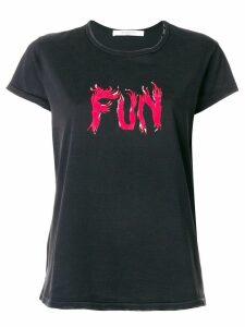 Givenchy Fun print T-shirt - Black