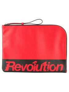 Ports V Revolution clutch - Red