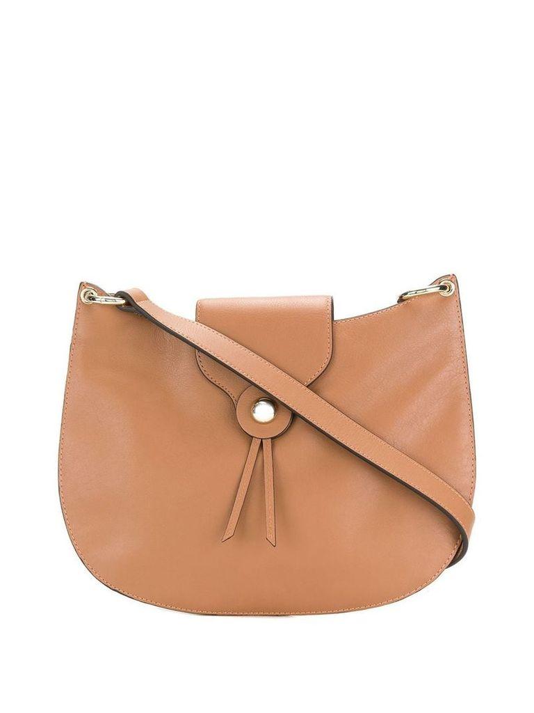 Tila March Mila hobo bag - Brown