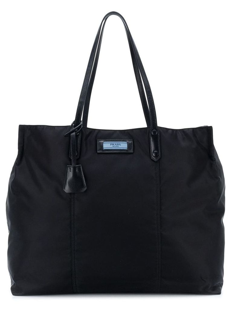 Prada Etiquette tote bag - Black