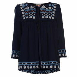 SoulCal Embroidered Jacket Ladies