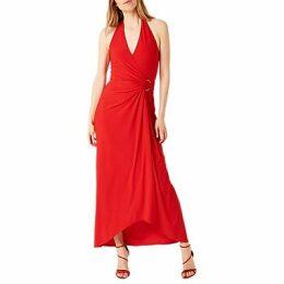 Damsel in a Dress Antonia Maxi Dress, Red