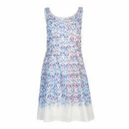 MARC AUREL Marc Boho Print Dress