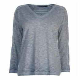 MARC AUREL Print Arm T Shirt