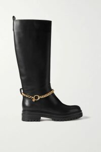 Prada - Oversized Shell Trench Coat - Gray