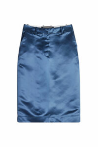 CALVIN KLEIN 205W39NYC Satin Skirt