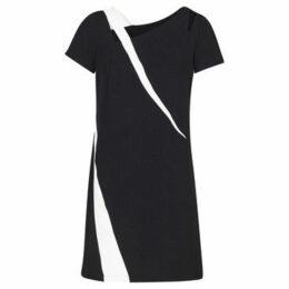 Mado Et Les Autres  Graphic dress  women's Dress in Black
