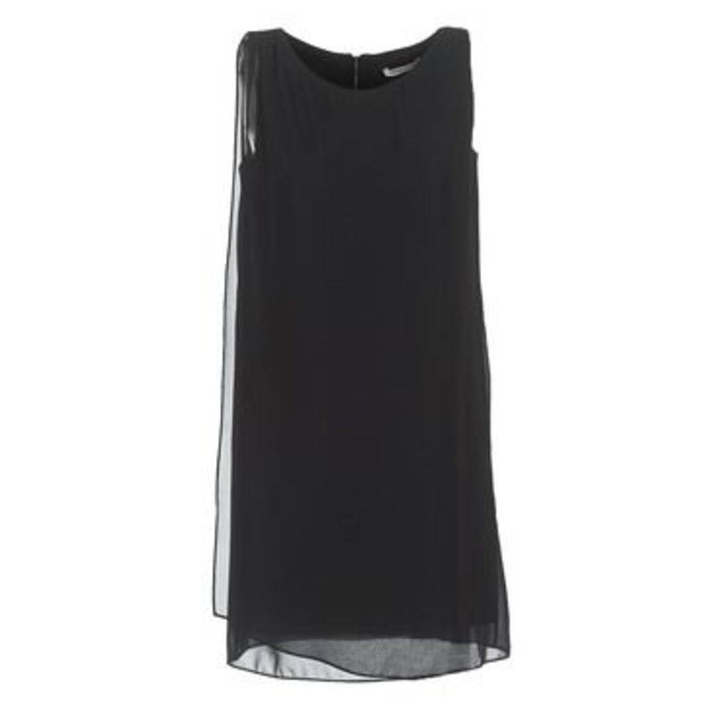 Naf Naf  KORIE  women's Dress in Black