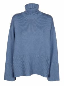 Calvin Klein A-line Skirt Red
