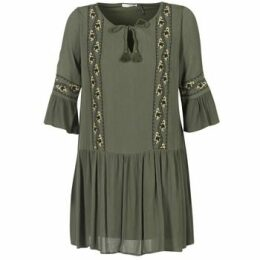 LPB Woman  ANTO  women's Dress in Green