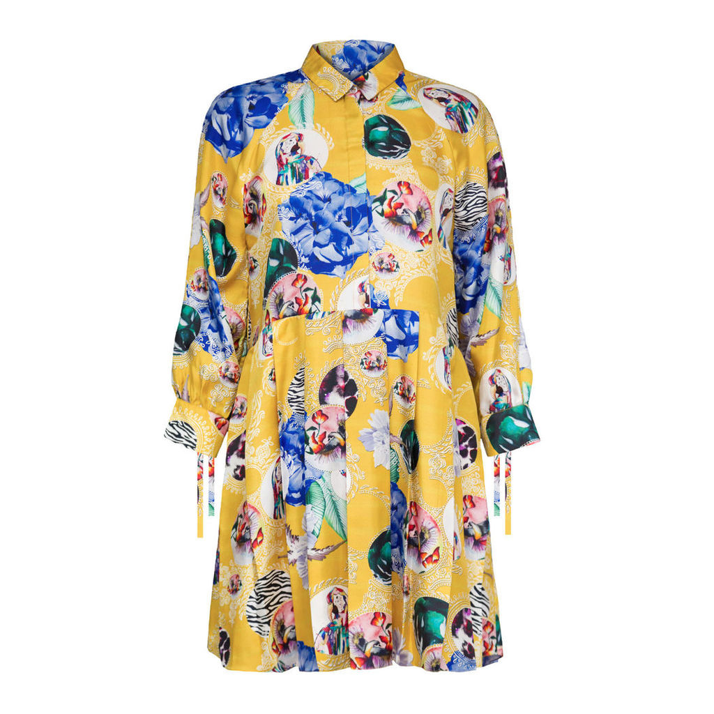 SABINA SÖDERBERG - Sofie Dress Yellowbird