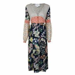 Perseverance London Printed Coat Dress