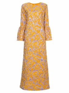 Bambah Camelia dress - Orange