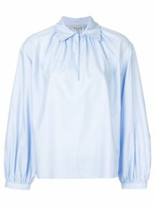 Stella McCartney classic loose-fit shirt - Blue