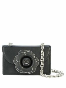Oscar de la Renta Tro crossbody bag - Black