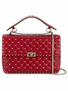 Valentino Valentino Garavani Rockstud Spike shoulder bag - Red
