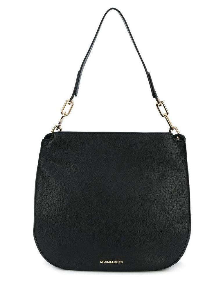 Michael Michael Kors Fulton large shoulder bag - Black