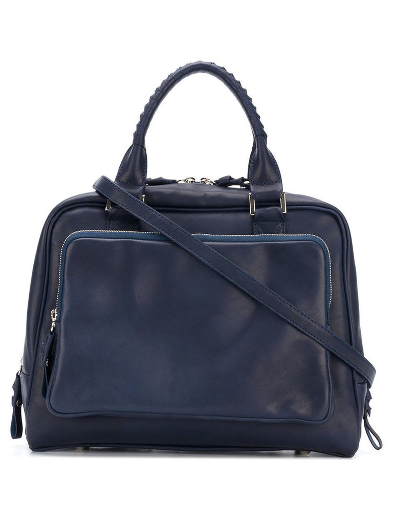 Cornelian Taurus By Daisuke Iwanaga Boston bag - Blue