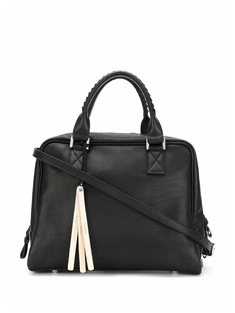 Cornelian Taurus By Daisuke Iwanaga Boston bag - Black