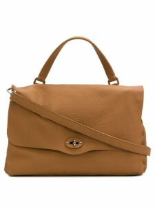Zanellato Postina M bag - Brown