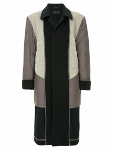 Comme Des Garçons Pre-Owned inside out coat - Black