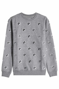 Paco Rabanne Sweatshirt with Cut-Out Detail