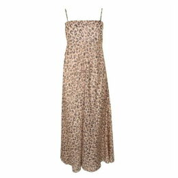 Zimmermann Melody Leopard Dress