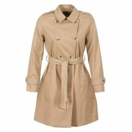 Kookaï  HAHMAN  women's Trench Coat in Beige
