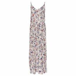 Jacqueline De Yong  VESTIDO  JDYVICTORY S/L LONG DRESS  women's Long Dress in White